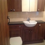 Danby Bathroom - Forest of Dean Lodges