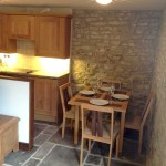 Danby Dining Area - Forest of Dean Lodges