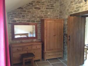Latimer Bedroom 2 Forest of Dean Lodges