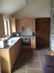 Latimer Kitchen Forest of Dean Lodges