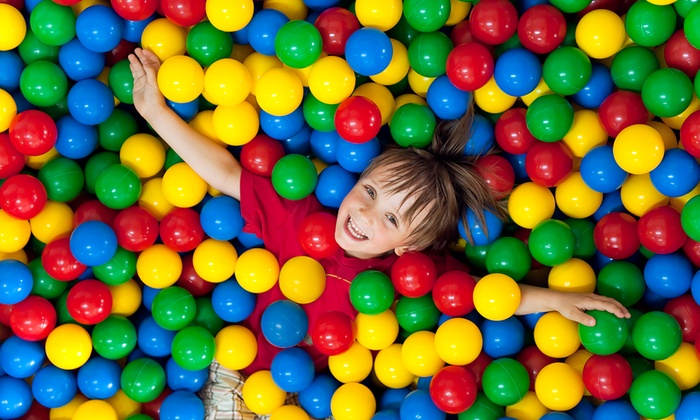 Kids enjoy Magicland Forest of Dean Lodges