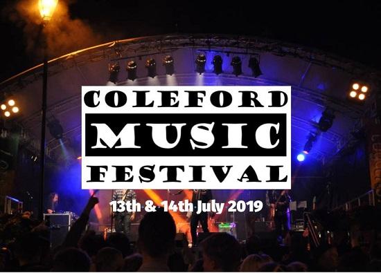 Coleford Music Festival 2019
